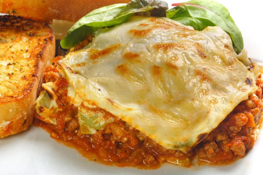 Beef Lasagne Verdi