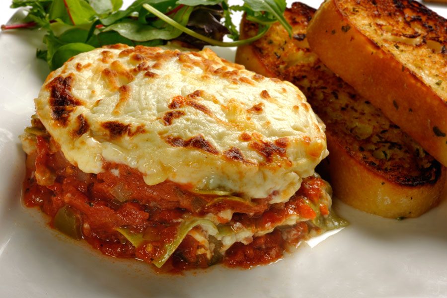 Vegetable Lasagne Verdi