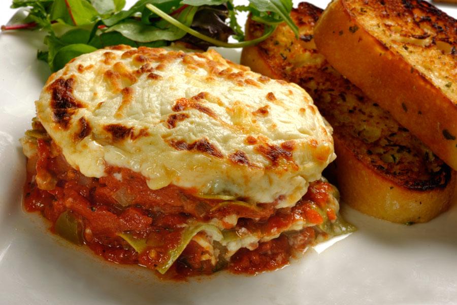 Vegetable Lasagne Verdi