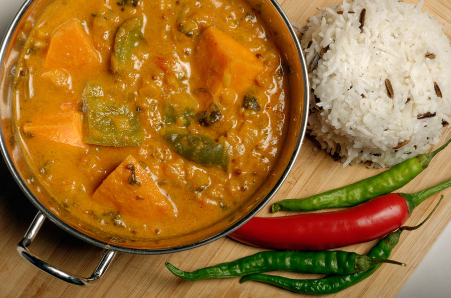 Goan Vegetable Curry